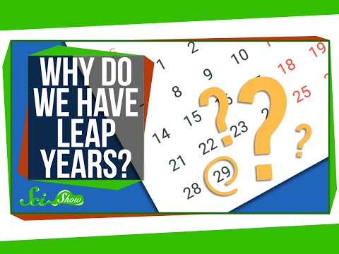 Why Do We Have Leap Years