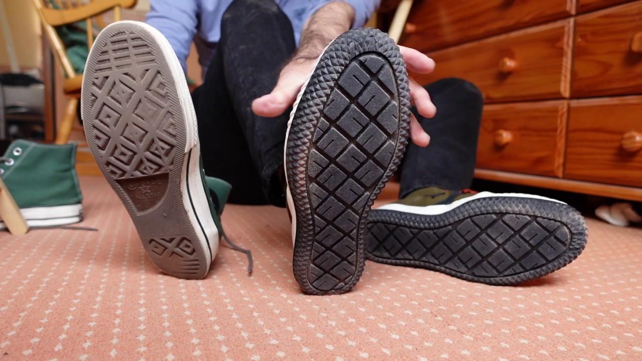 wide feet / Converse All Star Bosey MC