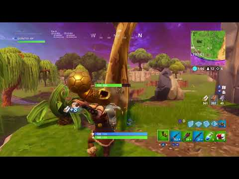 New season 5 vehicle gamplay in fornite