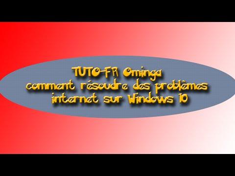 TUTO/FR comment résoudre des problèmes de connexions liés au FREE WIFI avec Windows 10