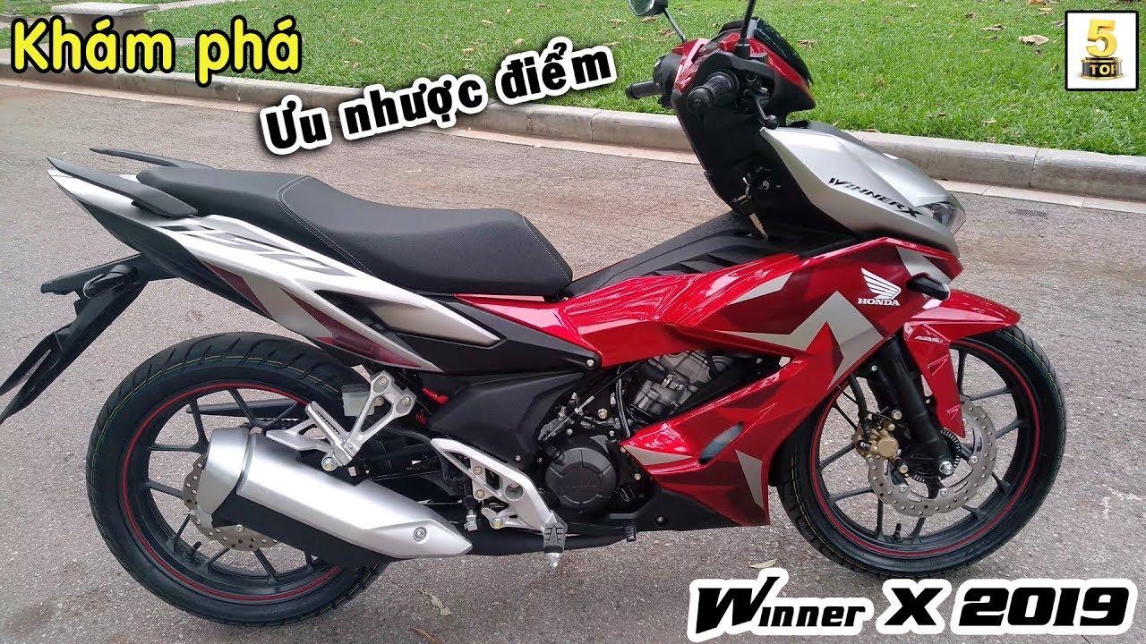 Khám phá ưu nhược điểm của Honda Winner X mới ▶️ Thủ lĩnh phân khúc côn tay 150cc 🔴 TOP 5 ĐAM MÊ