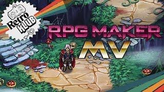 Spiele-Entwicklung mit RPG Maker, Unity und mehr | Retro Klub