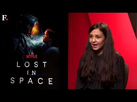 Lost in Space: Toby Stephens and Molly Parker discuss their Netflix