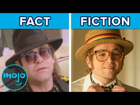 Top 10 Things Rocketman Got Factually Right and Wrong