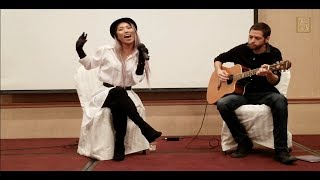 "AZRA Unplugged - ""Right Here,"" ""Shine"" & ""Skyline"""