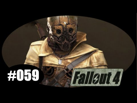 Let's Play Fallout 4 #059 german / Silver Shrouds Ende?