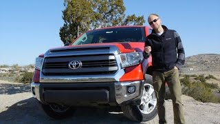 Toyota Tundra 2014 Videos