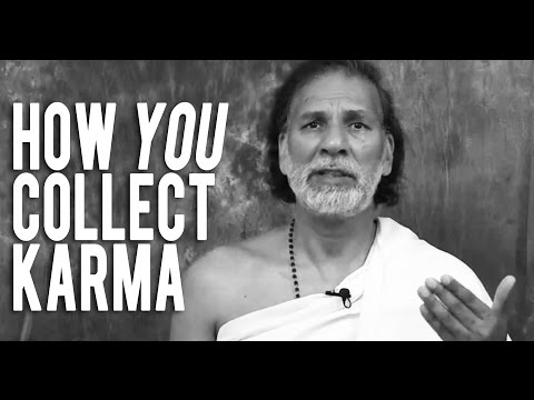 How You Collect Karma: Good Karma and Bad Karma
