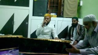 Rok leti hai apki nisbat by Naat shahed hussain medak