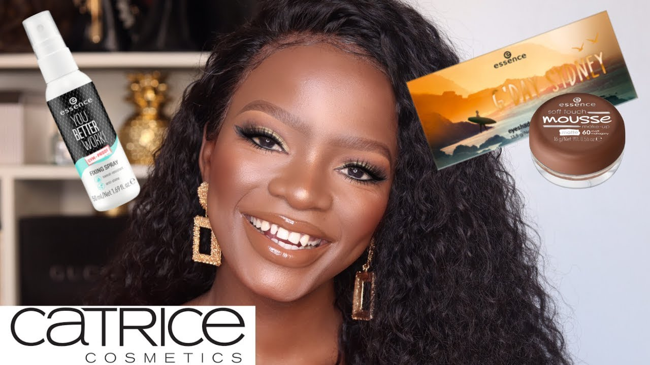 Trying Out New Drugstore Clicks And Dischem Makeup Launches Youtube