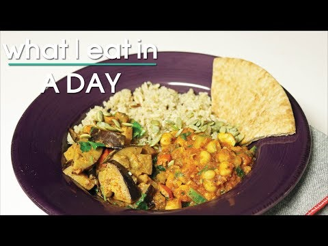 What I ate & did in a day (vegan holistic nutritionist edition)