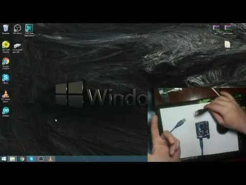 Arduino GRBL Установка Прошивка Настройка. видео 1