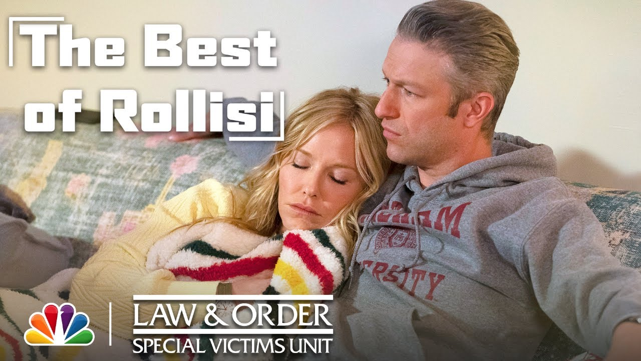 Download All the Rollisi Moments We Love | Law & Order: SVU