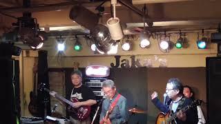 2018.3.11 てつシェリセッション vocal and lead guitar : myself.