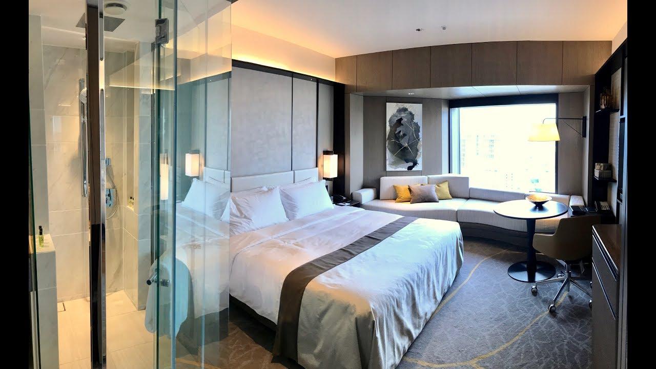 Rooms: ANA InterContinental Tokyo, Renovation Mockup Room For