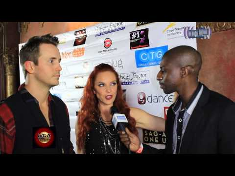 2013 World Dance Awards Hosts – Rob Hoffman & Carmit Bachar