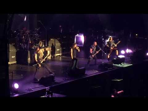 Overkill - Union We Stand (Tokyo, Japan (10/14/17)