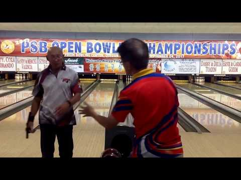2017 PSB OPEN CHAMPIONSHIPS SENIOR CLASSIFIED MASTERS