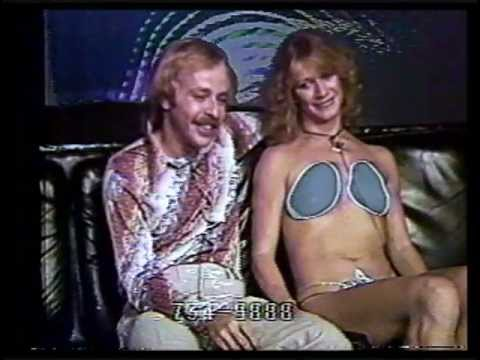 Marilyn Chambers -- Ad Spoof on EAUTV