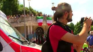 Праздник БЕРСАЛЬЕРОВ в Мачерате. Италия. Festa dei BERSAGLIERI