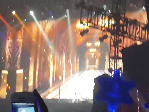 [FANCAM]150503 SS6INA-Ryeowook solo Bunga Terakhir