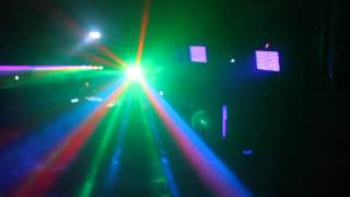 Sound Invasion DJ Bowling Green, KY; Sweet 16 Black Light Party 10-26-2013