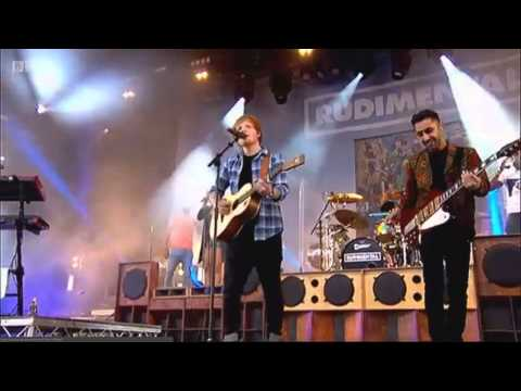 Ed Sheeran w/ Rudimental- Bloodstream