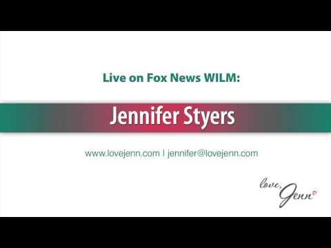 Love Coach Jennifer Styers on the radio in Delaware 1/20/14