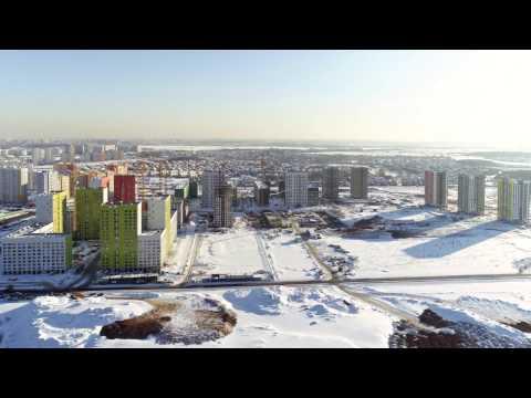 Первая очередь строительства ЖК «Бунинские луга»