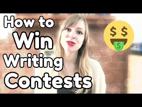 How to Win Writing Competitions - WritersLife.org