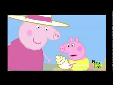 Peppa pig piscinas naturais portugu s dublado youtube - Peppa pig piscina ...