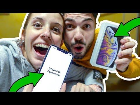 ALICE COMPRA IL NUOVO iPHONE XS Max 📱