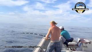 Big Game Giant Bluefin Tuna Fishing