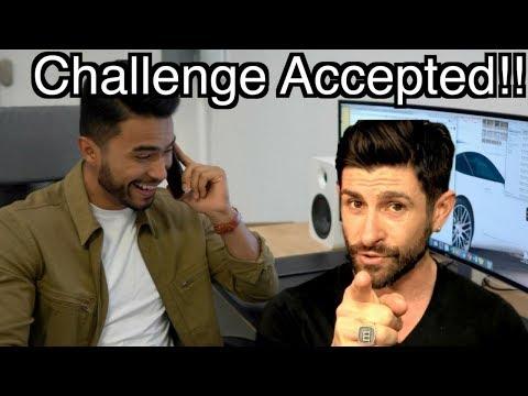 Alpha M Challenged TMF!!