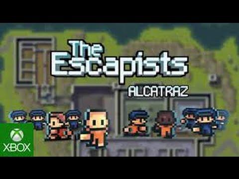The Escapists: Alcatraz DLC map (part 4)  