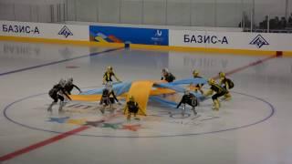 Открытие Алматы Арены