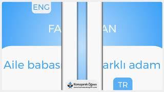 Family man Nedir? Family man İngilizce Türkçe Anlamı Ne Demek? Telaffuzu Nasıl Okunur?