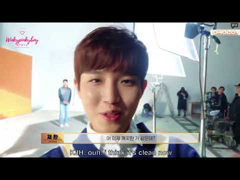 [ENGSUB] OK WANNA ONE - Ep.9 I Promise You...