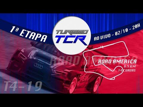 ESTREIA - M7 Turismo TCR - Road America