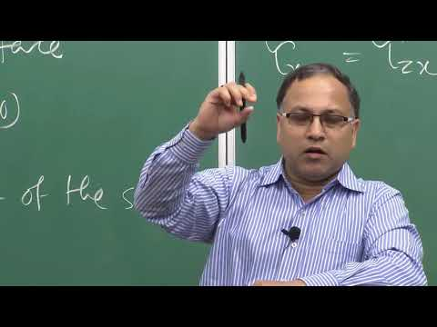 Lecture 49 – Distribution of Shear Stress in I Beam