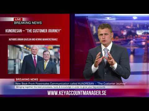 Key Account Manager Breaking News