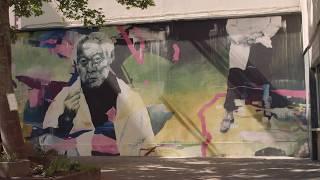 Fred Calmets rend hommage au peintre Zao Wou-Ki (2/2)