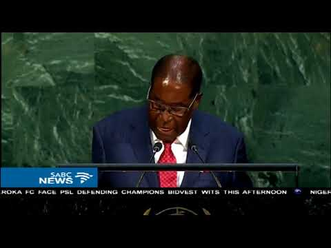 Robert Mugabe removed as WHO goodwill ambassador after outcry
