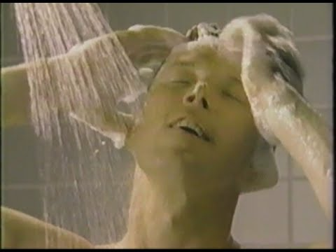 1989 J&J Johnson and Johnson Baby Shampoo commercial with Orel Hershiser
