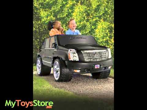 Power Wheels Cadillac Escalade By Fisher-Price