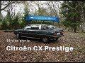 Citroën CX Prestige - Edición previa