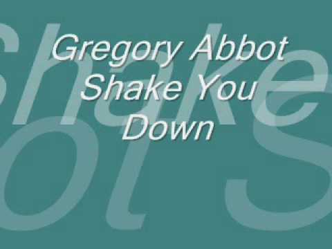 Gregory Abbot - Shake You Down - Instrumental.wmv