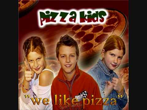 Pizza Kids - We Like Pizza (original version)