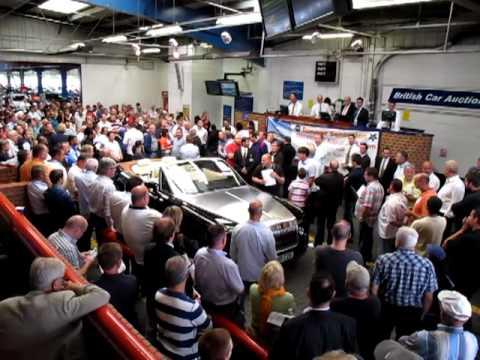BCA Blackbushe auctions £195,500 Rolls-Royce.MOV
