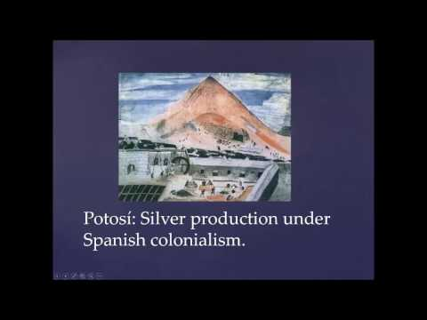 Aberdonians in early Bolivian industry: the Penny and Duncan mining company
